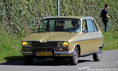 Renault 16 TX 1978 (XBXG) Tags: 95uj52 renault 16 tx 1978 renault16 r16 seize citromobile 2018 citro mobile expo haarlemmermeer stelling vijfhuizen nederland holland netherlands paysbas carshow youngtimer vintage old classic french car auto automobile voiture ancienne française vehicle outdoor