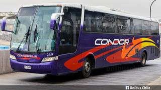 Busscar Vissta Buss Lo / Condor Bus / Nº 269