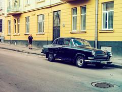 Lviv-384 (wichrzu_wichrzu) Tags: lviv car street retro