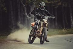 Motocross Drift! (Hasan Yuzeir 📷) Tags: motor motocross person hasanyuzeir canon drift 1300d smoke