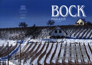 Bock Magazin IV. évf. 2. szám  (2017 Dec.), Villány, Hungary