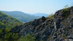 The Silesian-Moravian Beskids (Szymon Simon Karkowski) Tags: outdoor mountains rock landscape forest shrubs štramberk czech republic nikon d7100