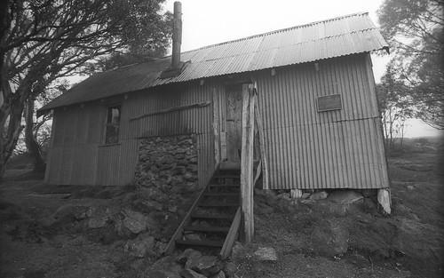 Cope Hut, Alpine Huts 1994-5 sheet 16 4
