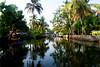 Alleppey: Backwaters (deepgoswami) Tags: india kerala alleppey backwaters houseboat