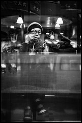 Ginza, Chūō-ku, Tōkyō-to (GioMagPhotographer) Tags: chūōku tōkyōto peopleclose eastofthesun ginza dining japanproject japan leicam9 ch chku tokyo tkyto chūō