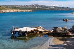 Secret Paradise (Jean-Jacques Mattei) Tags: ventilegne corse corsefrance sea seascape landscape paysage corsica ponton mer mercorse plage paysagecorse