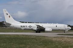 "P-8A Poseidon 168848 'LK-848' VP-26 ""Tridents"" (Mark McEwan) Tags: boeing p8a poseidon 168848 vp26 tridents patrolsquadrontwentysix usn usnavy unitedstatesnavy patron26 jointwarrior jw18 maritimepatrolaircraft maritimereconnaissance mpa raflossiemouth lossiemouth aircraft airplane military"