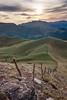 Pastures around my village (zampination) Tags: canon eos 450d kit lens 1855mm landscape sunset greece stournareika trikala pastures grass vertical autumn clouds