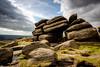 Formations.... (Darren Flinders) Tags: derbyshire peakdistrict higgartor carlwark moors moorland clouds cloudporn countryside highpeak darkpeak rocks mountains hills britishcountryside yorkshirepeakdistrict