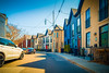 Bright Street in Corktown (A Great Capture) Tags: corktown street old brightstreet toronto agreatcapture agc wwwagreatcapturecom adjm ash2276 ashleylduffus ald mobilejay jamesmitchell on ontario canada canadian photographer northamerica torontoexplore spring springtime printemps 2018 rowhouses row city downtown lights urban efs1018mm 10mm wideangle cityscape urbanscape eos digital dslr lens canon 70d outdoor outdoors vibrant colorful cheerful vivid bright streetphotography streetscape photography streetphoto calle history historic