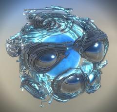 Mycelium Droid