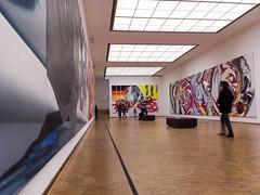 - (≡ Matthias) Tags: köln nordrheinwestfalen deutschland de germany 2018 cologne iphone iphonese museum ludwig james rosenquist