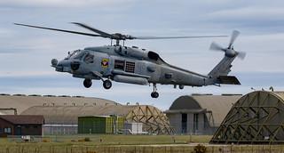 Australian Navy MH-60 R Seahawk
