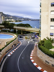 Grands Prix preparation (Tony Tomlin) Tags: montecarlo monaco frenchriviera f1circuit mediterranean pool