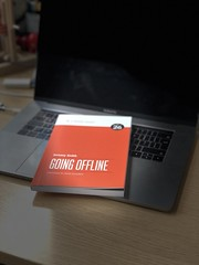 I love seeing the pictures people are posting of their copies of Going Offline—keep 'em coming!    https://abookapart.com/products/going-offline