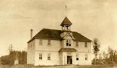 Swan River - Public School (vintage.winnipeg) Tags: manitoba canada vintage history historic swanriver