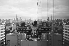 double vision (rjdibella) Tags: 2018 spring empirestatebuilding manhattan midtown chinatown newyorkcity metropolitanlifetower newyork chryslerbuilding skyline lowereastside metlifebuilding usa nyc