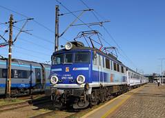 Anglik (Treflyn) Tags: pkp ep07 ep071026 krakow plaszow station 1715 service warsaw polishbuilt variant br class 83 anglik