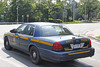 Picture Of Former New York State Trooper Car (1T70) - 2009-2011 Ford Crown Victoria. This Picture Was Taken In Westchester. Manhattan. The Current NYSP Car 1T70 Is A 2016 Or 2017 Dodge Charger. Photo Taken Monday May 28, 2012 (ses7) Tags: new york state trooper
