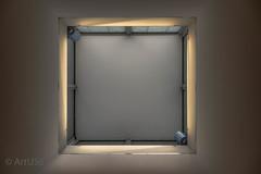 Skylight (ARTUS8) Tags: flickr minimalismus pastell nikon28300mmf3556 lookingup innenarchitektur nikond800 museum
