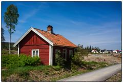 Boligfelt i Åsgreina #2 (Krogen) Tags: norge norway norwegen akershus romerike nannestad krogen fujifilmx100