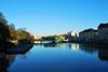 Malmo (lynsey18790) Tags: malmo sweden water bridge reflection city
