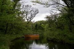 peaceful rest (raisalachoque) Tags: harbor lake trees outdoor sony calm water 7dwf ctt boat formsoftransportation