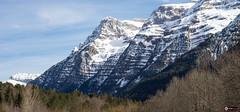Mallo Gran (www.eiderphoto.com) Tags: mallogran pineta valley huesca aragon spain pyrenees mountains snow eiderphoto sonya7 minoltamd75150 pano