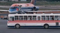 Giron XI Aeropuerto Jose Marti, La Habana Cuba 1979 (Adrian (Guaguas de Cuba)) Tags: