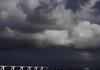 CHoiCe. (WaRMoezenierr.) Tags: choice keuze zeelandbrug natinaal park oosterschelde toerosme zeeland noord beveland 1965 brug brucke bridge puente clouds wolken abstract architecture cielo blue azul blauw nederland netherlands holanda panasonic lumix