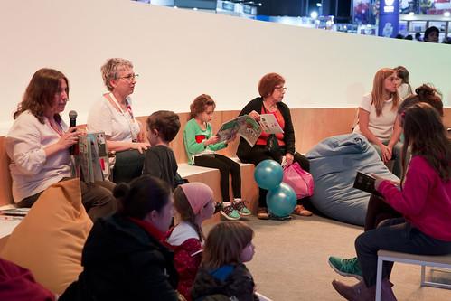 Silvia Sirkis en la 44 Feria Internacional del Libro