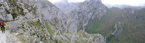 Marcha Senderismo Tresviso en Cantabria Fotografía Javi Cille (5)