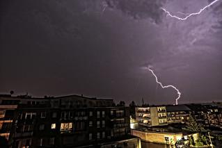 Thunderstorm over Geilenkirchen, 14