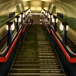 The run-down subway station Schloßstraße thumbnail