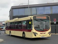 East Yorkshire 371 YX10EYW Hull Interchange on 154 (1280x960) (dearingbuspix) Tags: eyms eastyorkshire philiplarkin 371 yx10eyw