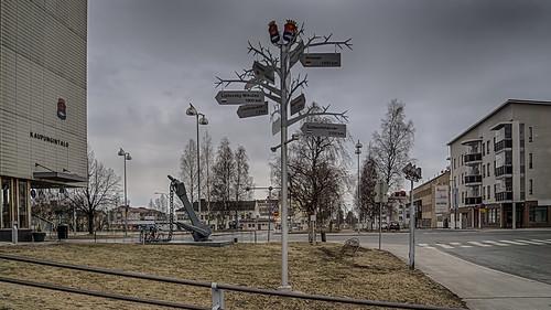 2.5.2018 Keskiviikko Wednesday Kemi Lapland Finland