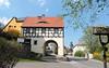 2018-04-22 Lauenstein (beranekp) Tags: germany deutschland lauenstein sachsen saxony erzgebirge krušné hory gate tor brána old alt history