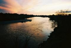 Sacramento river | Sacramento sunset (dannondale) Tags: