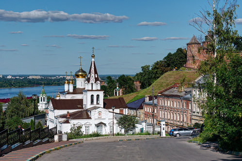 Nizhny Novgorod 30 ©  Alexxx Malev