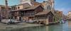 Gondola boatyard (pe_ha45) Tags: venezia venice venise gondola dorsoduro santrovasocanal boatyard werft italy italien mediterraneansea mittelmeer