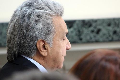 Presidente del Ecuador, Lenin Moreno