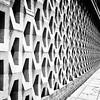 IMG_6788 (Kathi Huidobro) Tags: facade urbanism geometric london blackwhite bw monochrome concreteblocks brutalistarchitecture brutalism patterns architecture concrete