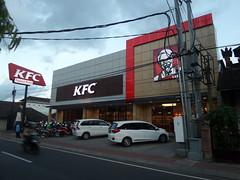 KFC Amlapura (Ya, saya inBaliTimur (using album)) Tags: karangasem bali building gedung architecture arsitektur restaurant restoran