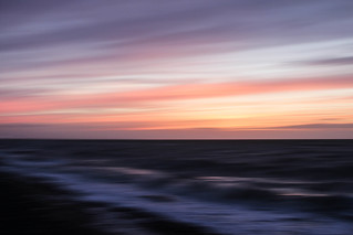 sunset waterscape II