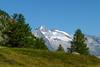 Aletschhorn (4.193 m) (giorgiorodano46) Tags: 2012 august aletschhorn agosto2012 giorgiorodano alpi alps alpen alpes alpibernesi berneralpen oberlandbernese vallese valais wallis altovallese oberwallis sempione simplon svizzera schweiz suisse switzerland hautvalais summer holidays vacations mountain landscape alpinelandscape mountainlandscape