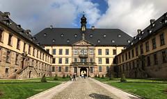 Besuch in Fulda (VenusTraum) Tags: fulda stadt city hessen schloss garten building gebäude