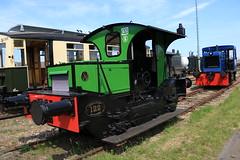 Oersik 122 (vos.nathan) Tags: sgb stoomtrein goes borsele ns nederlandse spoorwegen oersik 122 gs