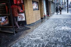On The Strip (Hugh Rawson) Tags: canada toronto candid city street streetphotograph streetphotographer streetphotography urban