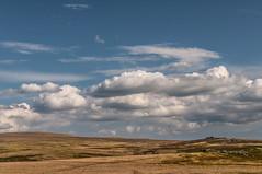 Big sky over Dartmoor_Nik-1403 (Jean Fry) Tags: dartmoor dartmoornationalpark devon englanduk moorland nationalparks ringmoordown skies uk westcountry clouds bigskies