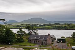 Loch Dunvegan, Isle of Skye (Prefektionist) Tags: 50mmf14d d700 dunvegan dunvegancastle greatbritain grosbritannien highlands innerhebrides innerehebriden isleofskye lochdunvegan nikon schottland scotland skye uk unitedkingdom